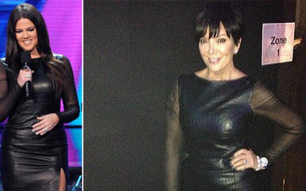 Kris Jenner plündert Schrank ihrer Tochter