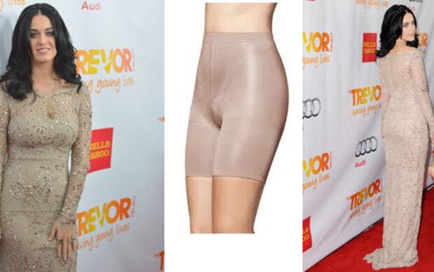 Katy Perry: 'Ich fühle mich fett ohne Spanx!'