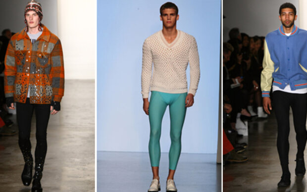 Meggings: Der neue Modetrend für Männer