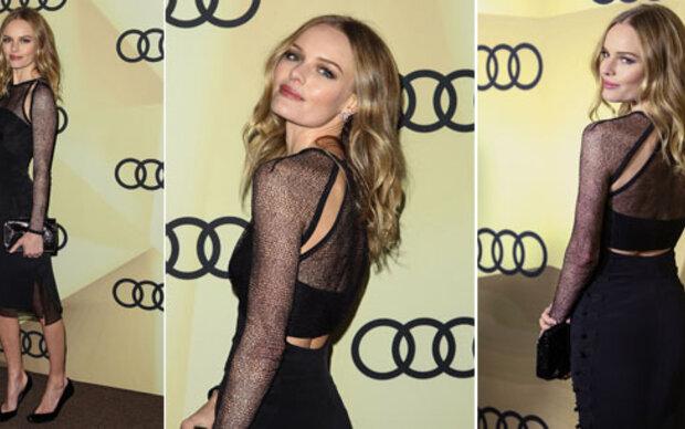 Kate Bosworth in einem Kleid von Pucci