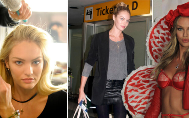 Candice Swanepoel: Wie es ist Victoria's Secret-Model zu sein