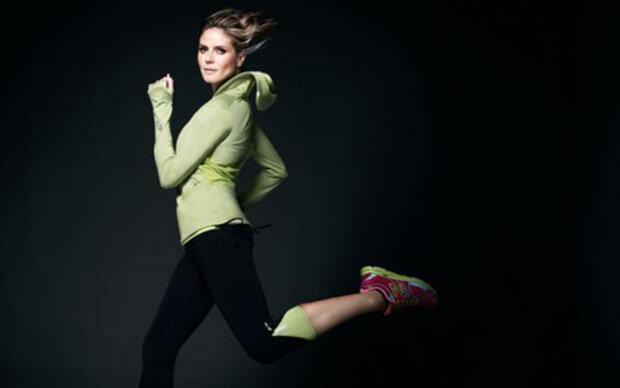 Heidi Klum launcht neue Sport-Kollektion
