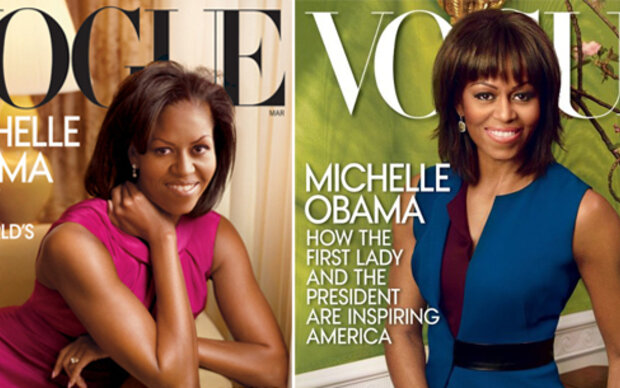 Michelle Obamas zweites Vogue-Cover ist da