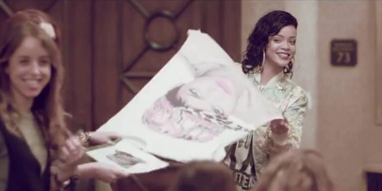 Rihanna über ihre zweite Mode-Kollektion