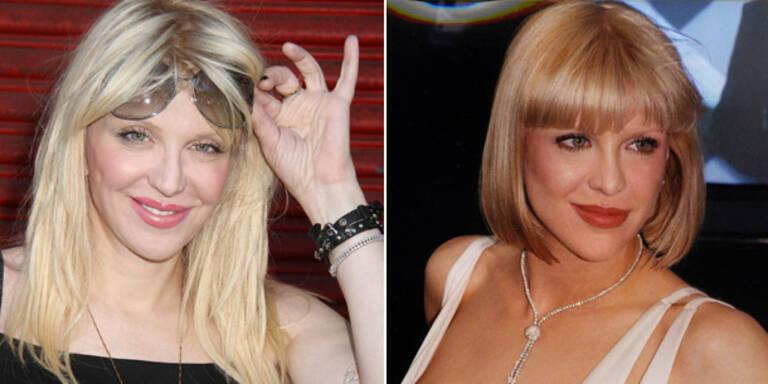 Courtney Love: 'Mit 35 hatte ich ein Facelifting!'