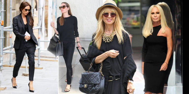 12 gute Gründe um schwarz zu tragen