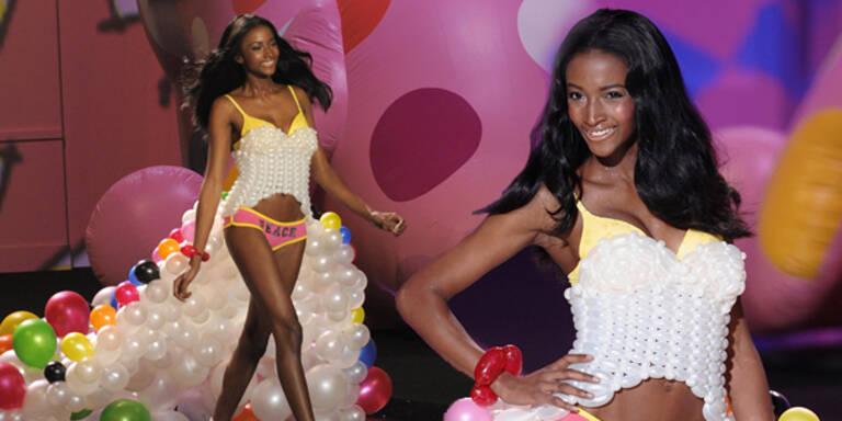 Model Lyndsey Scott: Tagsüber Victoria's Secret, abends PC-Programmiererin
