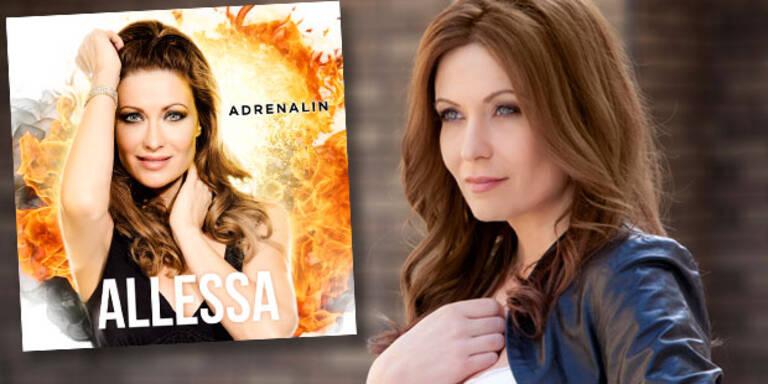 """Allessa sorgt für """"Adrenalin"""" pur"""