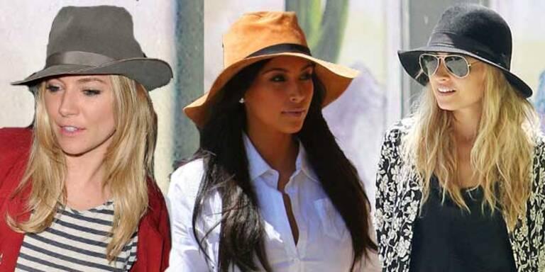 Hüte sind das Must-have für den Sommer