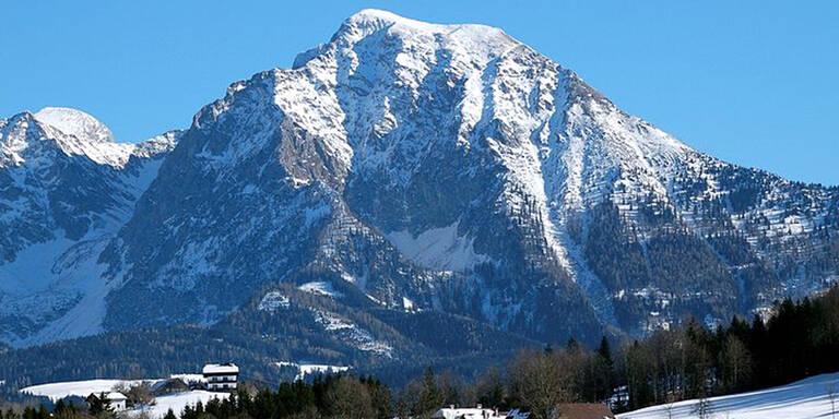Tragödien in den Bergen: Zwei Frauen tot