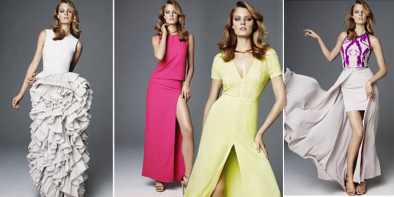 Ab heute: Glamour pur bei H&M
