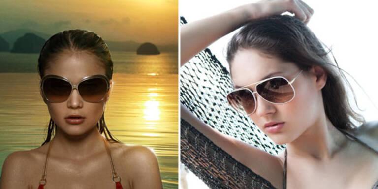 Die richtige Sonnenbrille finden