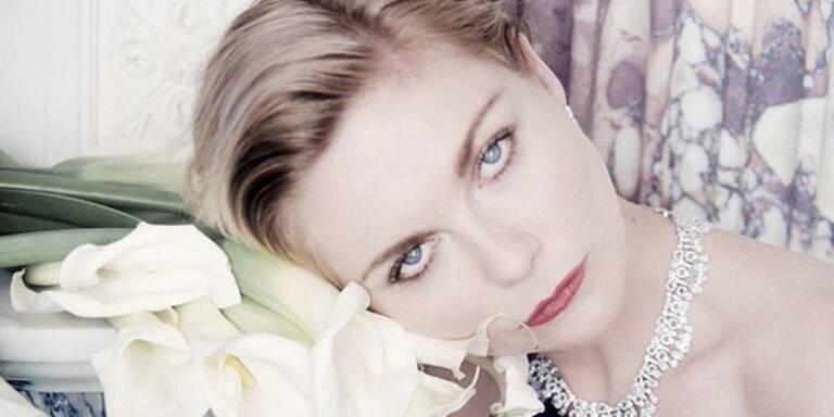 Kirsten Dunst modelt wieder für Bulgari