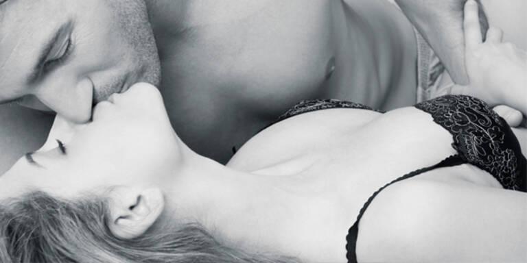 Männer achten beim Sex am meisten auf's Gesicht