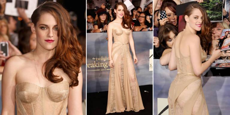 Kristen Stewart versteigert ihre Premieren-Robe