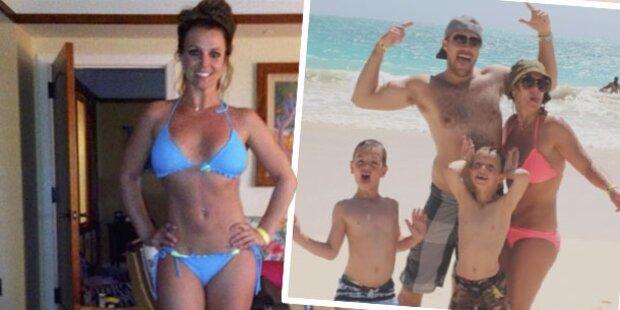 Britney Spears zeigt ihren Bikinibody