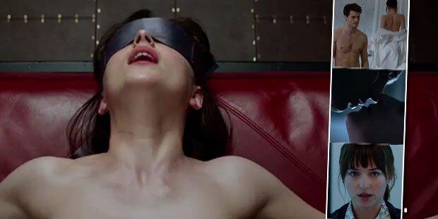 50 Shades of Grey: Trailer ist da!