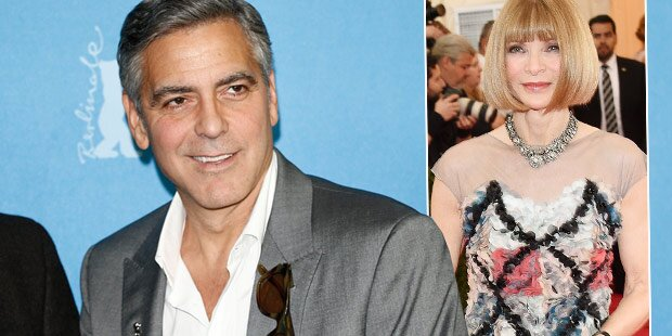 Clooney-Hochzeit in der