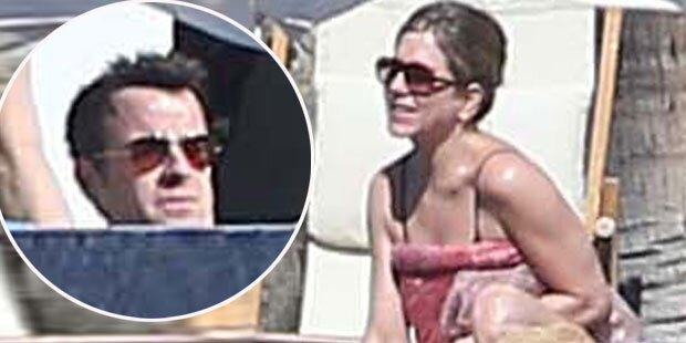Jen & Justin im Liebesurlaub