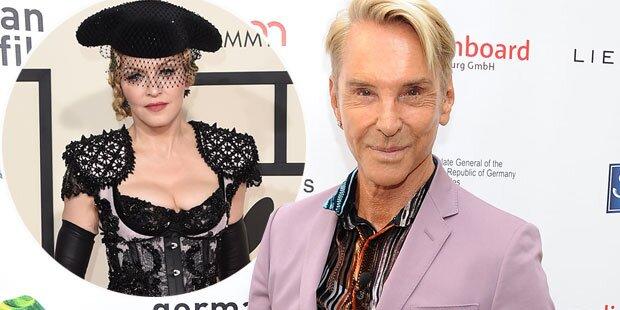 Wolfgang Joop ätzt über Madonna
