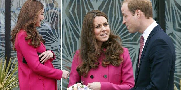 Kate: Verwirrspiel um Baby-Geschlecht