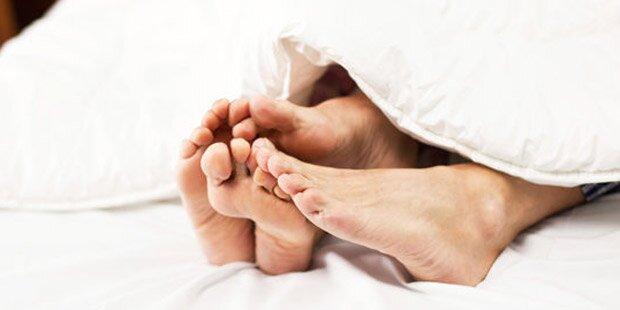 91-Jährige stirbt bei wilden Sex-Spielen