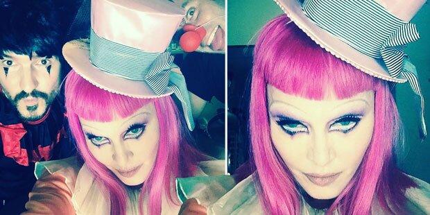 Madonna: Bizarre Clown-Show