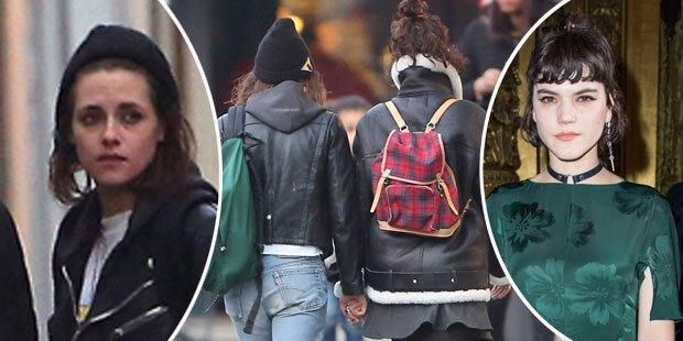 Kristen Stewart: SIE ist ihre neue Freundin