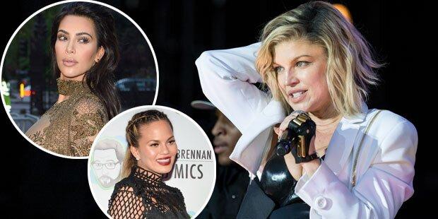 Fergie: Sexy Video mit Star-Mamas