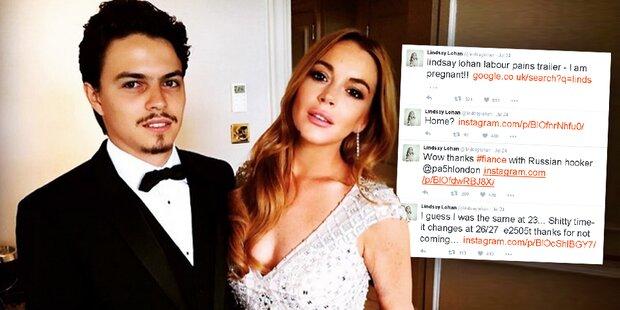 Lindsay Lohan: Betrogen und schwanger?