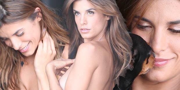 Elisabetta Canalis: Jetzt Nackt für Peta