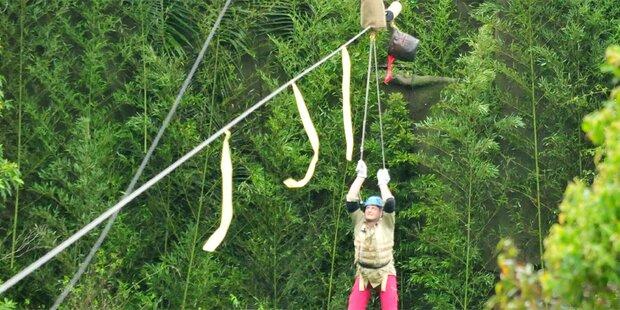Markus fliegt aus dem Dschungelcamp