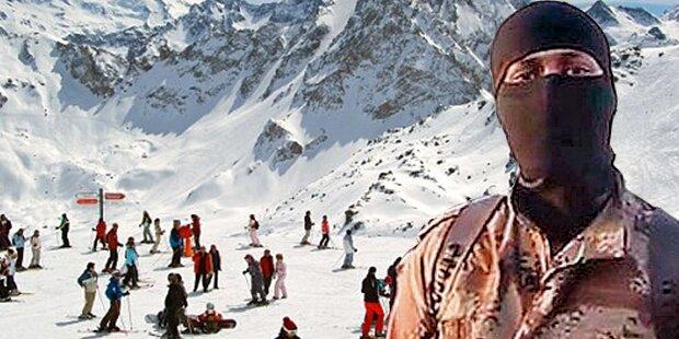 ISIS: Terror-Alarm in den Alpen
