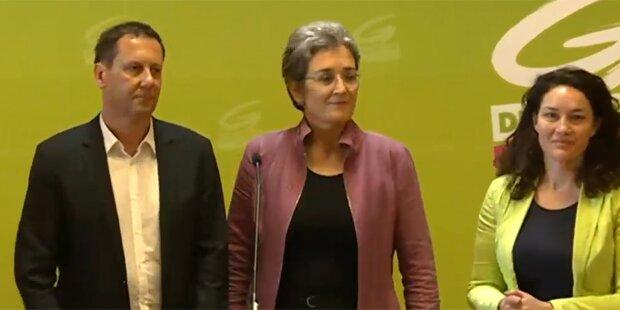 Felipe und Lunacek übernehmen die Grünen