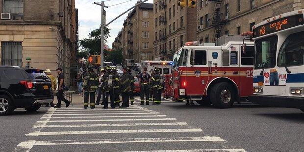 U-Bahn in New York entgleist: Mehrere Verletzte
