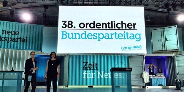 JETZT LIVE: ÖVP-Parteitag in Linz