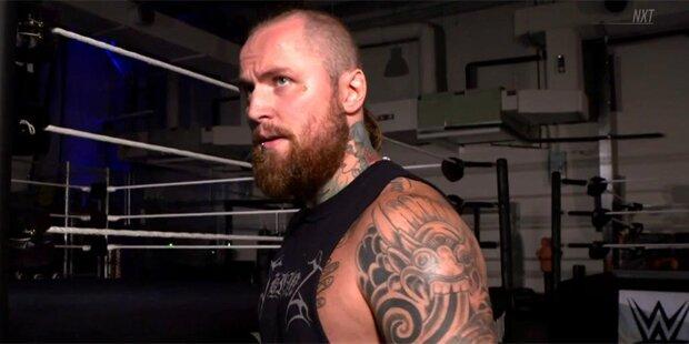 Dieser Wrestling-Newcomer ist Satanist