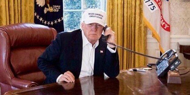 Warum dieses Trump-Foto für Wirbel sorgt