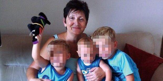 Obsorge-Drama: Oma weint um ihre Enkel