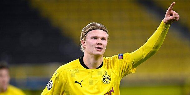 Dortmund hofft auf Mega-Deal mit Haaland - oe24