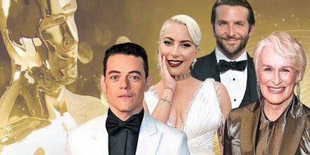 Ihr Guide für die Oscar-Nacht