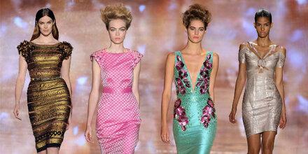 Haben Sie schon ein Scuba-Kleid?