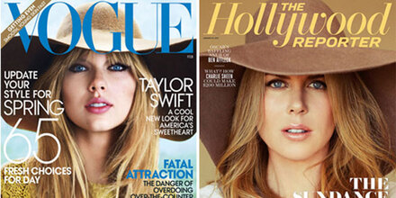 Macht Nicole Kidman etwa Taylor Swift nach?