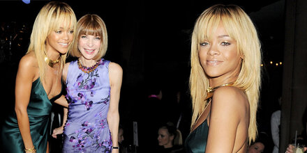 Rihanna präsentiert 1. Kollektion