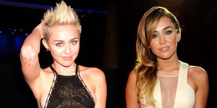 Miley Cyrus: 'Nie wieder lange Haare!'