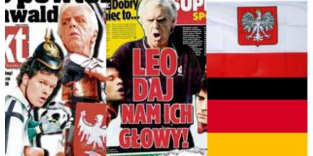Polen startet medialen Angriff auf Deutschland