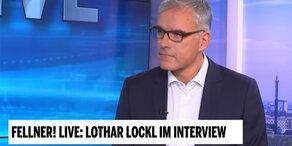 Lothar Lockl bei Fellner! LIVE