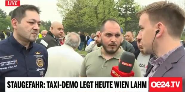 oe24.TV Taxi Demo