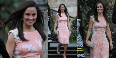 Der Pippa-Effekt: Kleid komplett ausverkauft!