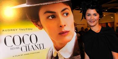 Lagerfeld unzufrieden mit Audrey Tautou als Coco